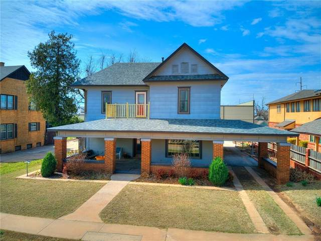 510 S Main Street, Kingfisher, OK 73750 (MLS #949632) :: Homestead & Co