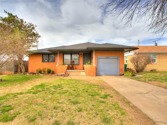 4921 N Woodward Avenue, Oklahoma City, OK 73112 (MLS #949679) :: ClearPoint Realty