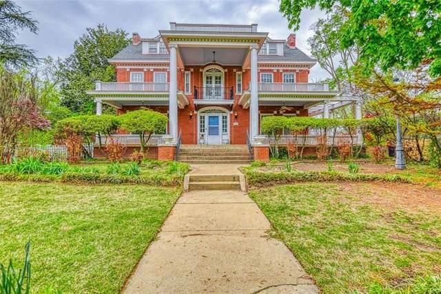518 S Lahoma Avenue, Norman, OK 73069 (MLS #949750) :: Homestead & Co