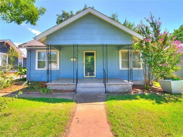1136 NW 53rd Street, Oklahoma City, OK 73118 (MLS #949759) :: Homestead & Co