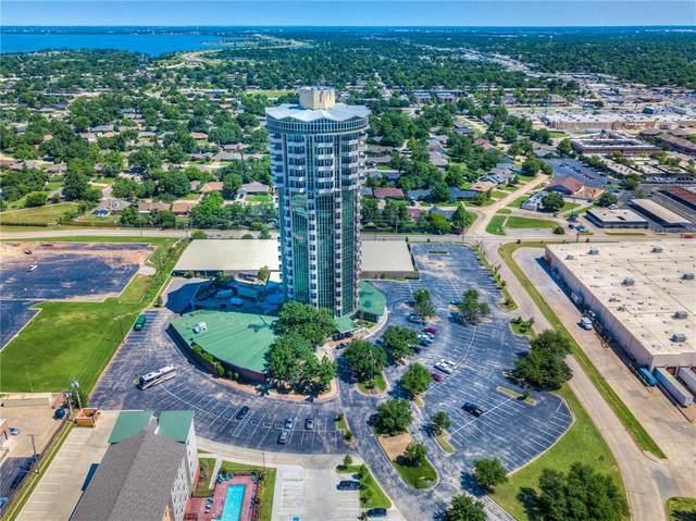 5900 Mosteller Drive #73, Oklahoma City, OK 73112 (MLS #949825) :: Maven Real Estate