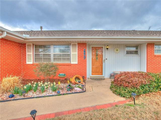 4319 NW 59th Street, Oklahoma City, OK 73112 (MLS #949833) :: ClearPoint Realty