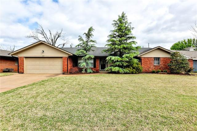 1917 NW 56th Street, Oklahoma City, OK 73118 (MLS #949848) :: Your H.O.M.E. Team