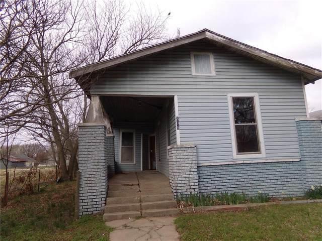 308 S Minnesota Street, Shawnee, OK 74801 (MLS #949853) :: KG Realty