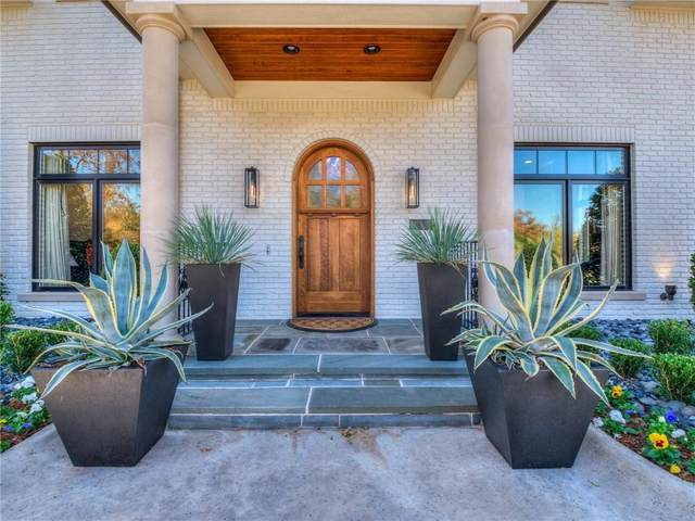 1824 Dorchester Place, Nichols Hills, OK 73120 (MLS #949879) :: Homestead & Co