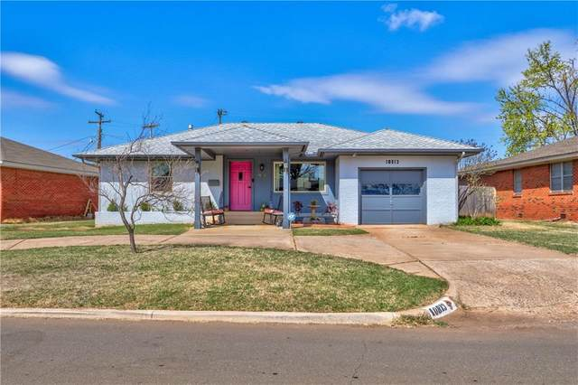 10813 N Sunnymeade Place, Oklahoma City, OK 73120 (MLS #949881) :: Maven Real Estate