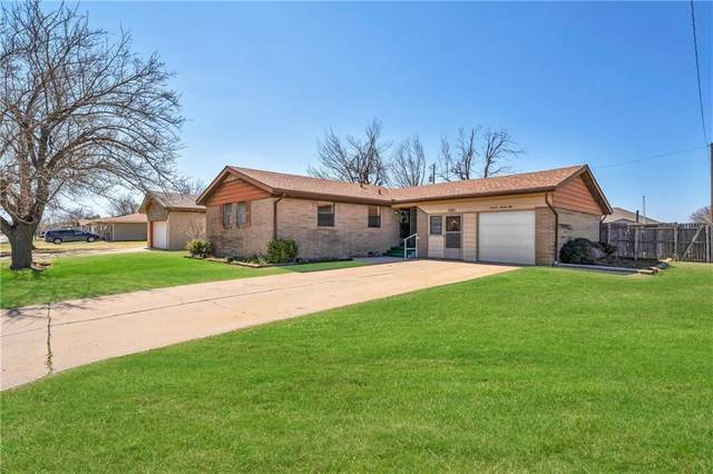 1321 Polk Street, Altus, OK 73521 (MLS #949907) :: Maven Real Estate
