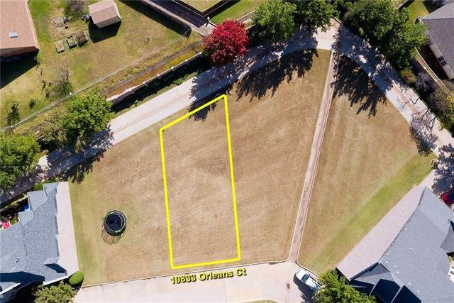 10833 Orleans Court, Oklahoma City, OK 73170 (MLS #949959) :: Homestead & Co