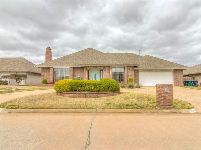 2625 SW 107th Street, Oklahoma City, OK 73170 (MLS #949965) :: ClearPoint Realty