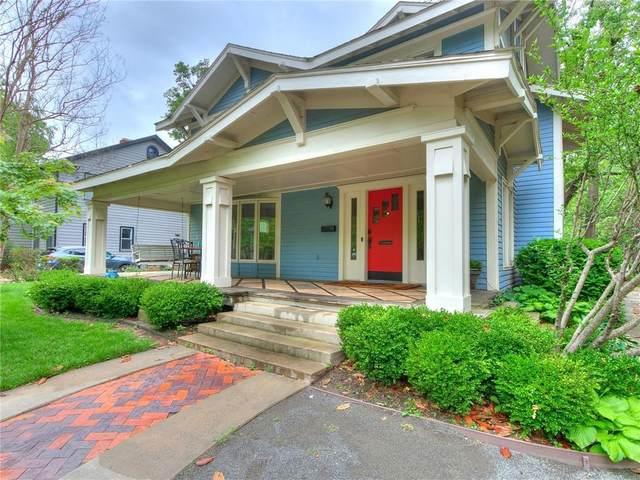 506 S Lahoma Avenue, Norman, OK 73069 (MLS #950045) :: Keller Williams Realty Elite