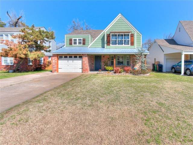 2425 NW 17th Street, Oklahoma City, OK 73107 (MLS #950118) :: Your H.O.M.E. Team