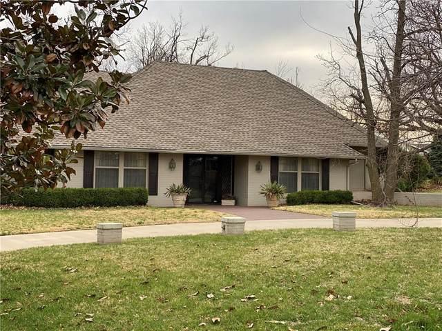2200 NW 56th Terrace, Oklahoma City, OK 73112 (MLS #950157) :: Homestead & Co