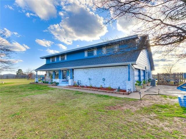 15601 Greenwood Circle, Piedmont, OK 73078 (MLS #950262) :: Homestead & Co