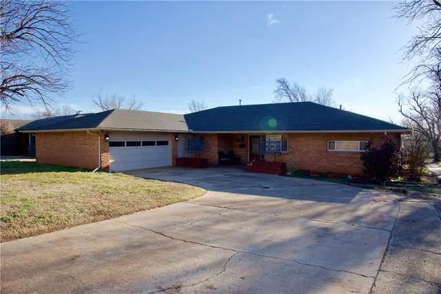 916 N Kansas Street, Weatherford, OK 73096 (MLS #950268) :: Keller Williams Realty Elite