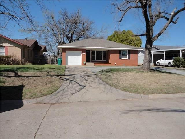 2753 Warwick Drive, Oklahoma City, OK 73116 (MLS #950325) :: Maven Real Estate