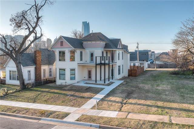 614 NW 8th Street 1-4, Oklahoma City, OK 73102 (MLS #950331) :: Keller Williams Realty Elite