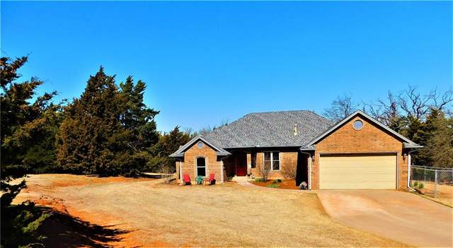 3851 Foucart Circle, Guthrie, OK 73044 (MLS #950353) :: ClearPoint Realty