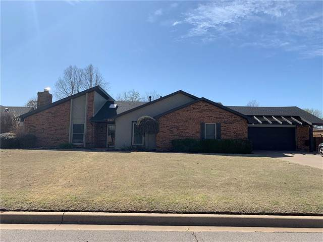 907 Kathys Place, Elk City, OK 73644 (MLS #950386) :: ClearPoint Realty