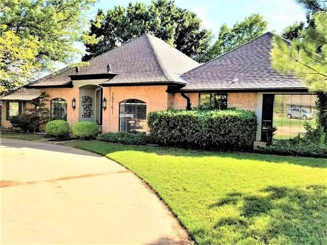 10701 Woodridden Street, Oklahoma City, OK 73170 (MLS #950390) :: ClearPoint Realty