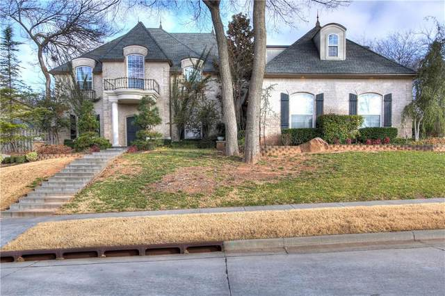 4705 Manor Hill Drive, Norman, OK 73072 (MLS #950451) :: Homestead & Co