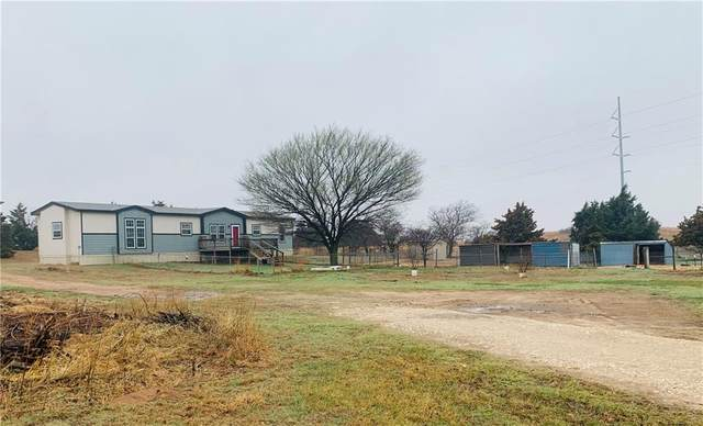 33159 Highway 412 Highway, Cleo Springs, OK 73729 (MLS #950457) :: Erhardt Group at Keller Williams Mulinix OKC