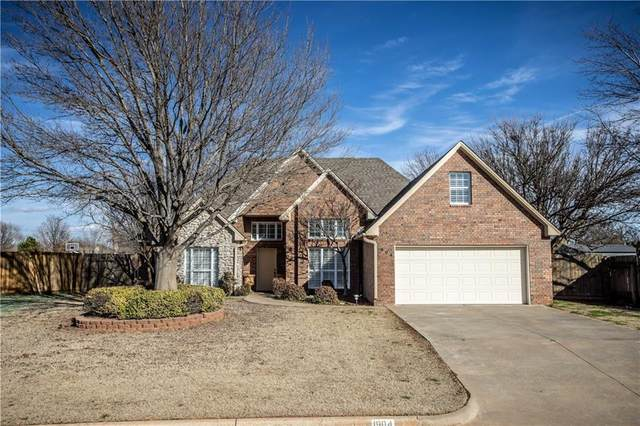 1904 Suzanne, Weatherford, OK 73096 (MLS #950483) :: Homestead & Co