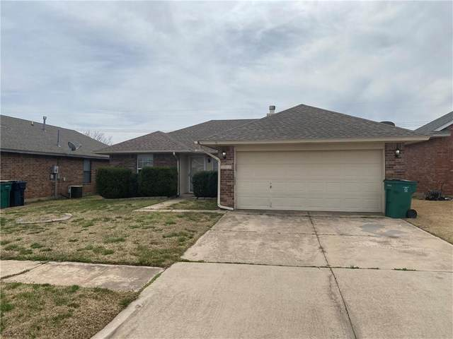 6024 SE 84th Place, Oklahoma City, OK 73169 (MLS #950516) :: ClearPoint Realty