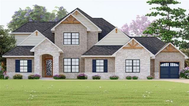 12251 Memory Lane, Edmond, OK 73025 (MLS #950568) :: Homestead & Co