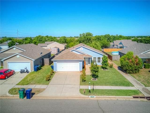 15609 Ivy Hill Drive, Oklahoma City, OK 73170 (MLS #950576) :: Keller Williams Realty Elite