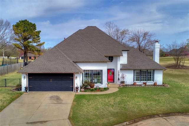 2310 Lakeside Circle, Shawnee, OK 74801 (MLS #950581) :: Your H.O.M.E. Team