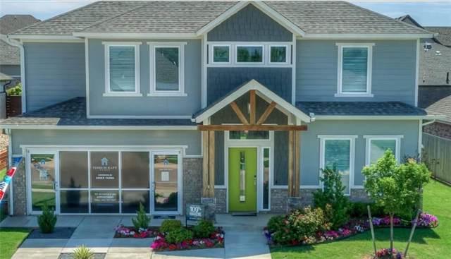 8220 NW 152nd Street, Edmond, OK 73013 (MLS #950597) :: Homestead & Co