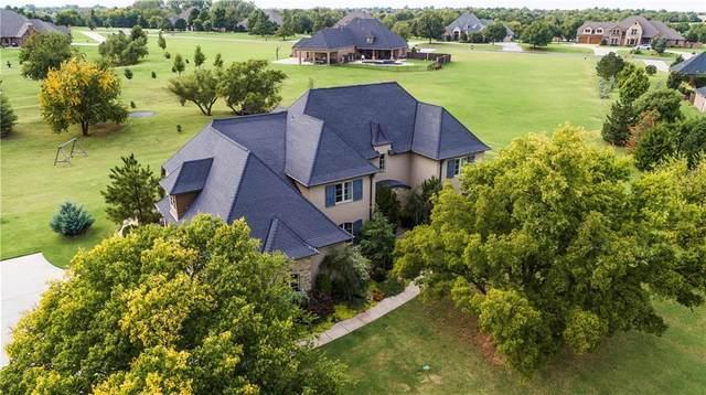 18077 Carlton Drive, Edmond, OK 73012 (MLS #950618) :: Homestead & Co