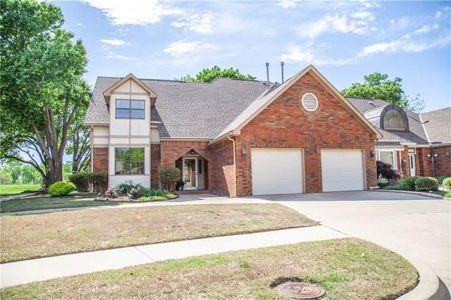 3316 Riviera Drive, Norman, OK 73072 (MLS #950624) :: Maven Real Estate