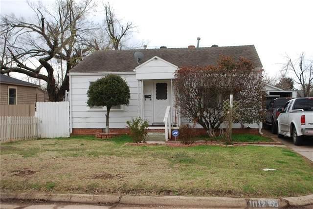 1012 SW 33rd Street, Oklahoma City, OK 73109 (MLS #950633) :: Your H.O.M.E. Team