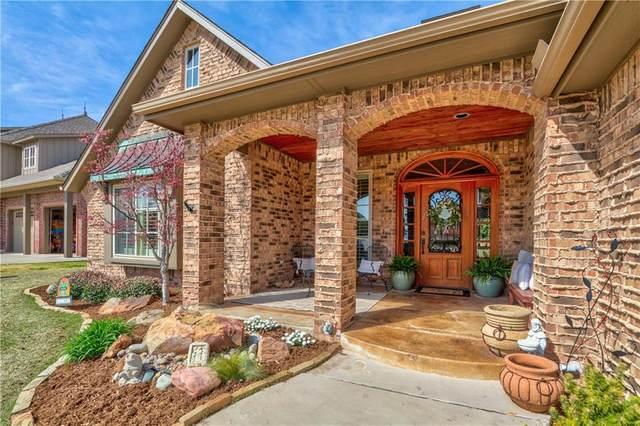 13101 Blue Canyon Circle, Oklahoma City, OK 73142 (MLS #950643) :: Homestead & Co