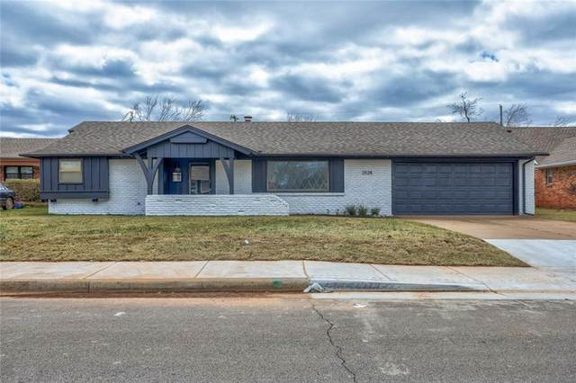 2528 NW 110th Street, Oklahoma City, OK 73120 (MLS #950649) :: Homestead & Co