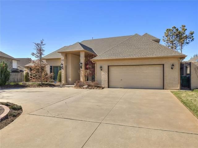 12609 Val Verde Drive, Oklahoma City, OK 73142 (MLS #950653) :: Maven Real Estate