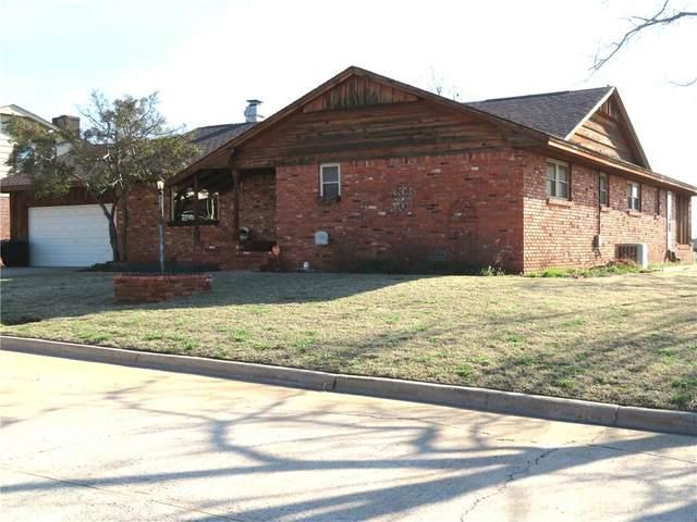 1125 Chandler, Clinton, OK 73601 (MLS #950709) :: Homestead & Co