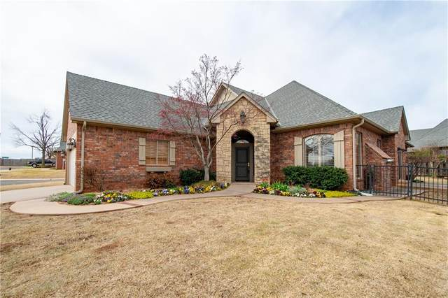 1601 Vandivort Pl, Edmond, OK 73034 (MLS #950721) :: Homestead & Co