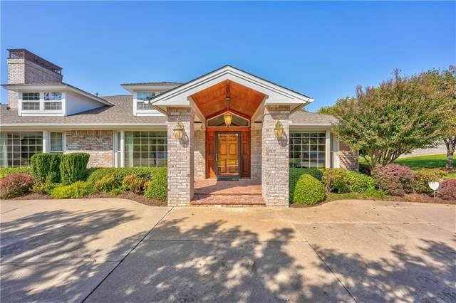 1509 Glenbrook Drive, Oklahoma City, OK 73118 (MLS #950782) :: Homestead & Co