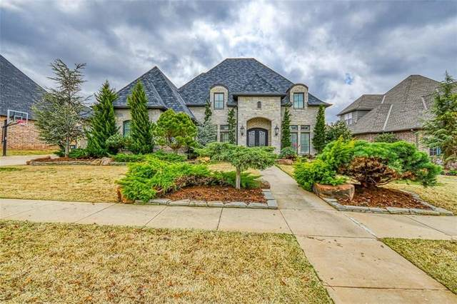 4414 Farm Hill Road, Norman, OK 73072 (MLS #950786) :: ClearPoint Realty