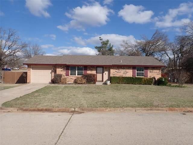 586 Seikel Drive, Choctaw, OK 73020 (MLS #950790) :: Maven Real Estate
