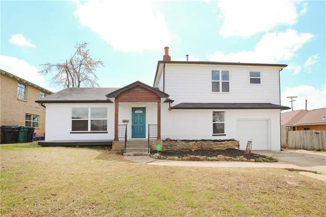 2744 Cashion Place, Oklahoma City, OK 73112 (MLS #950801) :: The UB Home Team at Whittington Realty