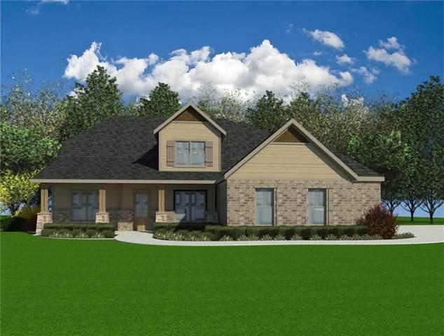 17901 Creek Side Court, Oklahoma City, OK 73071 (MLS #950809) :: KG Realty