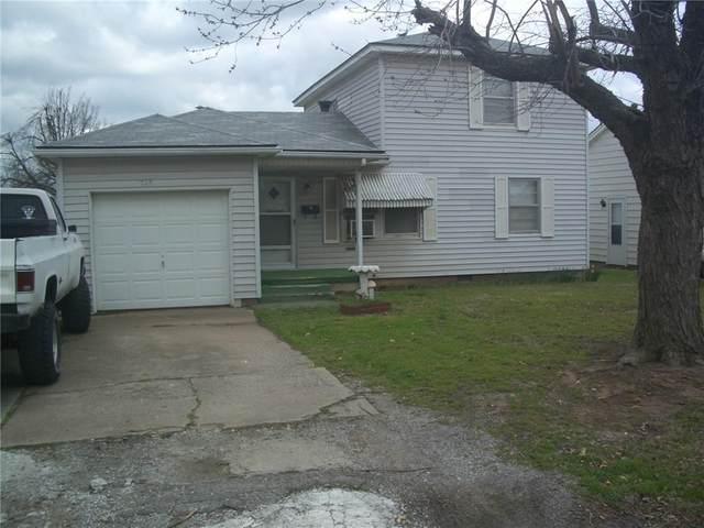 1705 S Dille Street, El Reno, OK 73036 (MLS #950843) :: Homestead & Co