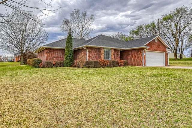 607 W Bob White Drive, Purcell, OK 73080 (MLS #950845) :: ClearPoint Realty