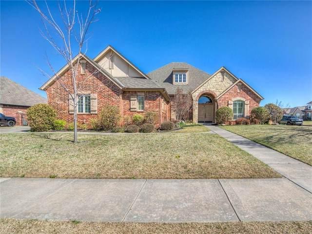 3701 Dalston Circle, Norman, OK 73072 (MLS #950849) :: Maven Real Estate