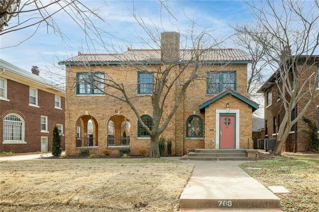 706 NE 19TH Street, Oklahoma City, OK 73105 (MLS #950903) :: Homestead & Co