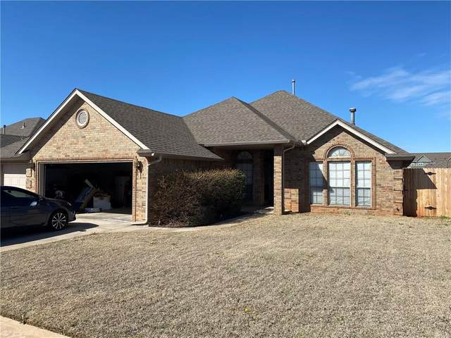 10605 S Linn Avenue, Oklahoma City, OK 73170 (MLS #950909) :: Your H.O.M.E. Team