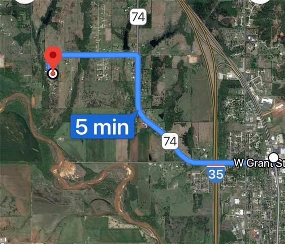 Walnut Creek Trails Road, Purcell, OK 73080 (MLS #950957) :: Erhardt Group at Keller Williams Mulinix OKC
